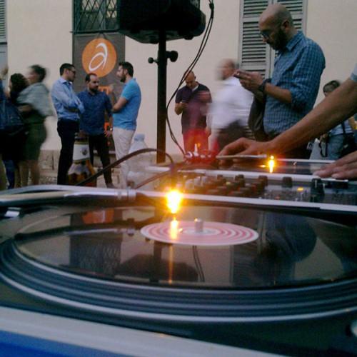 Noleggio Audio per Djset a Milano