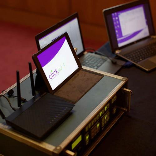 Votazione elettronica con Ipad Milano