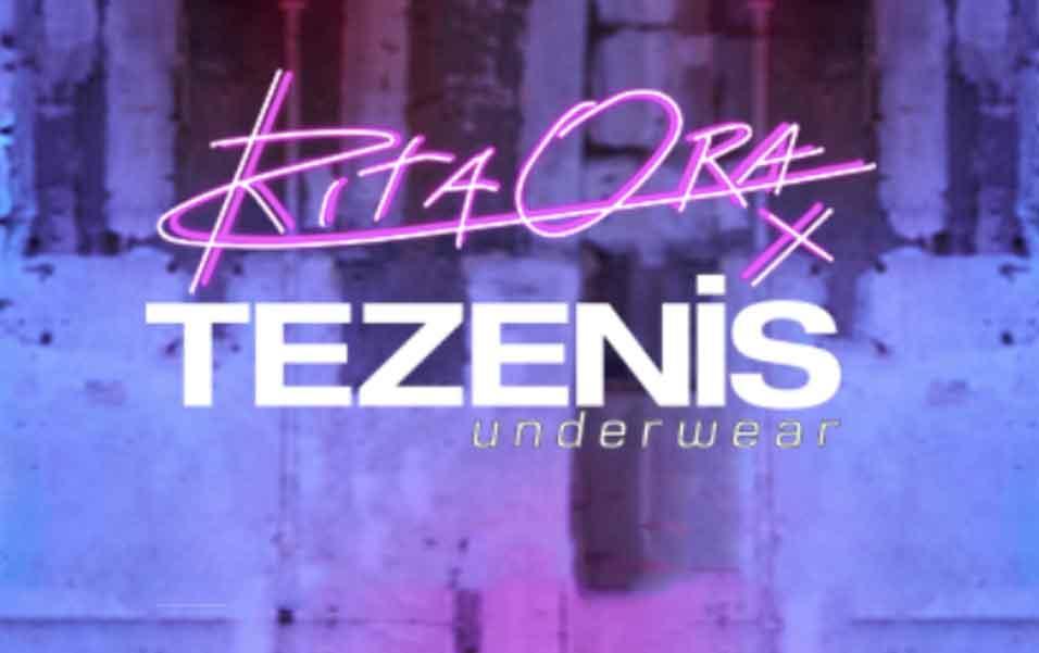 Facebook Live Rita Ora Tezenis